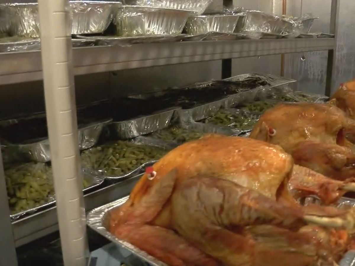 Union Co. couple uses lottery winnings to help feed those in need on Thanksgiving