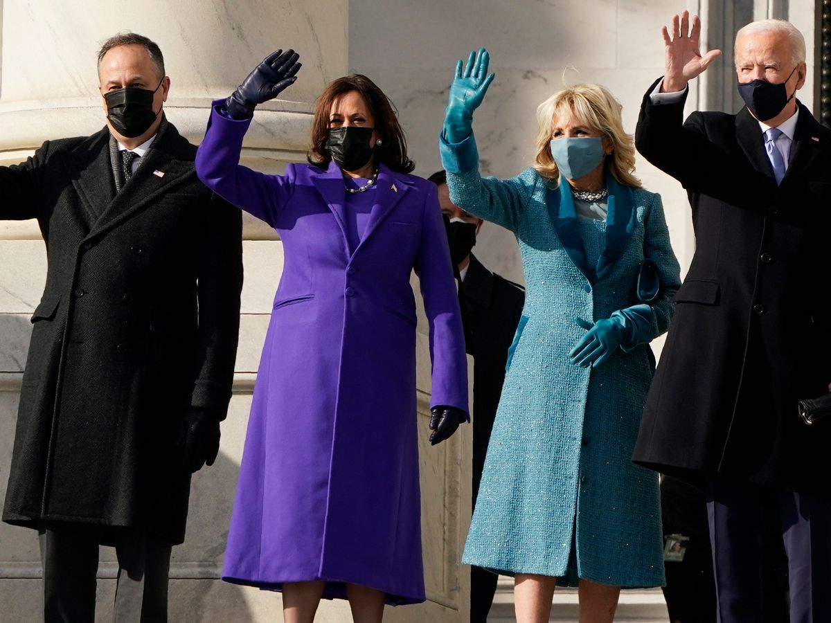 Local SC fashion designer dresses V.P. Kamala Harris, Former First Lady Michelle Obama