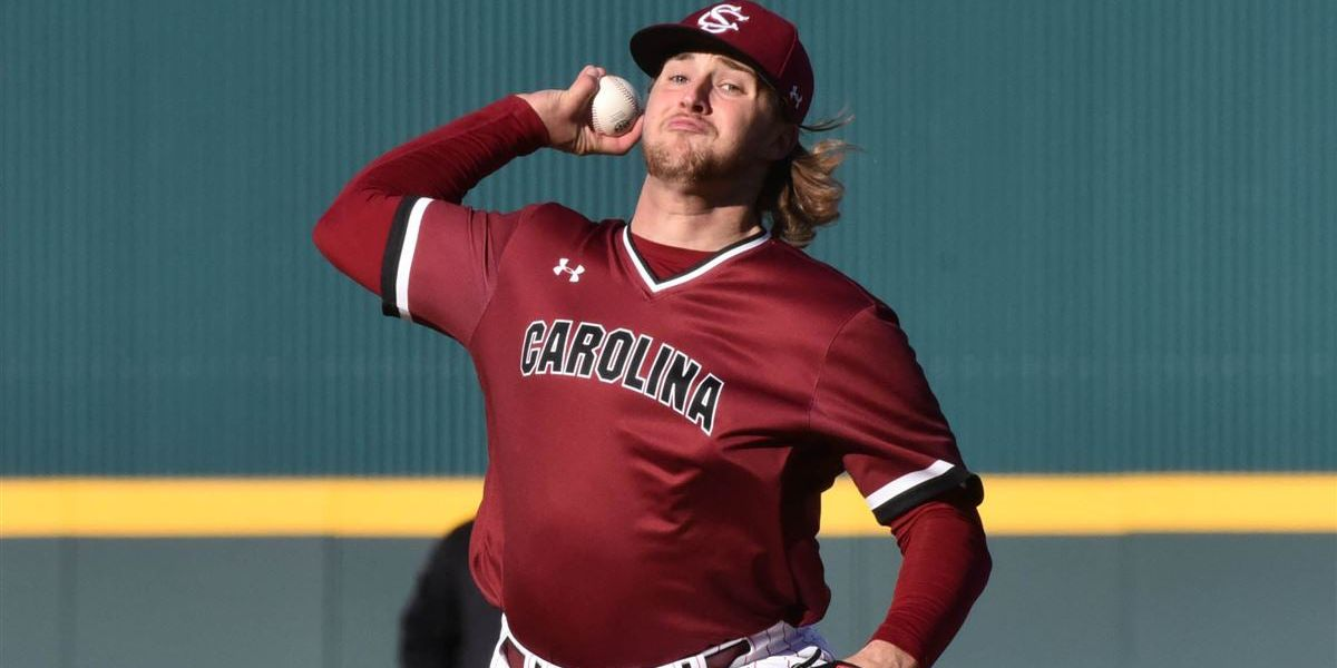 Gamecocks pitcher Mlodzinski lands in first round of MLB Draft