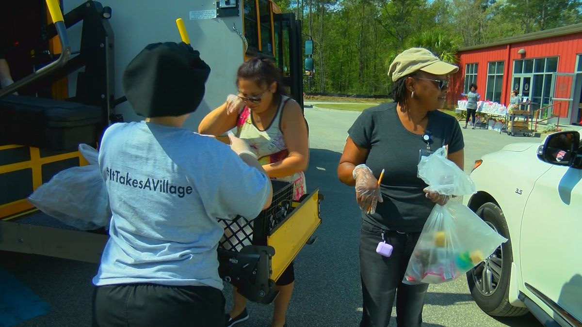 SC school districts see shortage of food service workers, volunteers needed