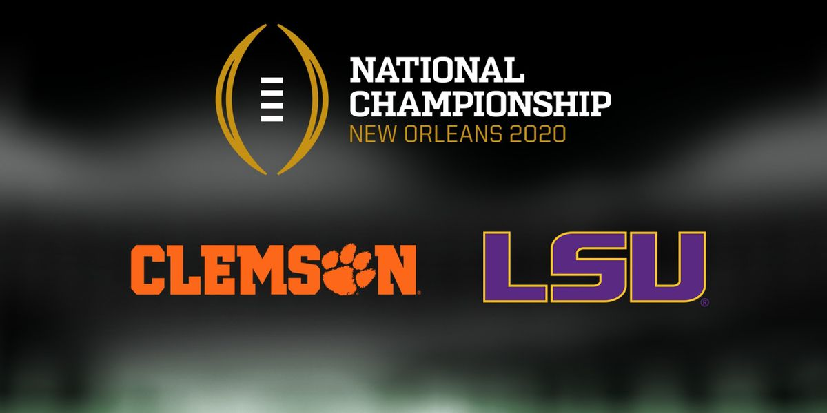 GAME UPDATES: LSU defeats Clemson 42-25