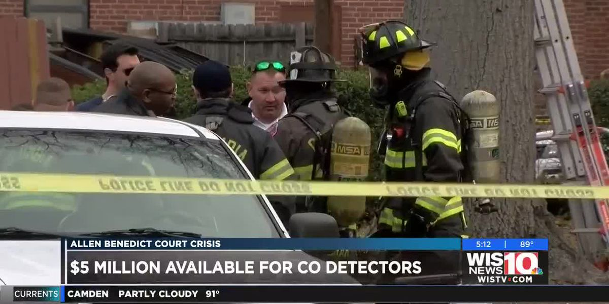 HUD: $5 million available to purchase, install CO detectors in public housing units