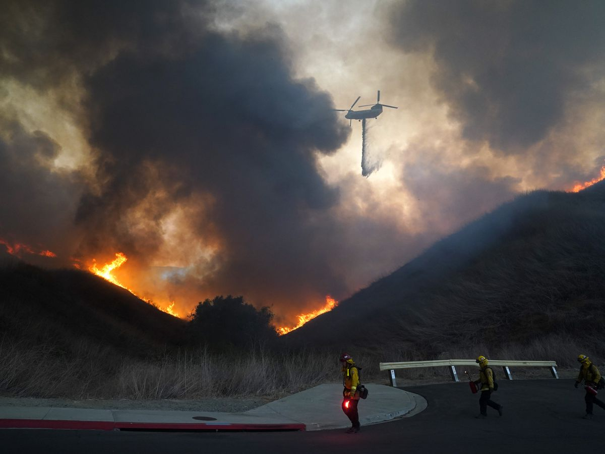 Evacuation orders lifted for many Californians who fled fire