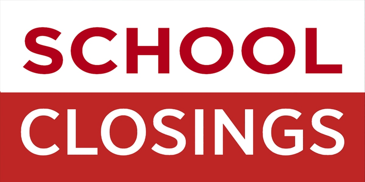 3 high schools in LR5 closed Tuesday following high number of staff absences