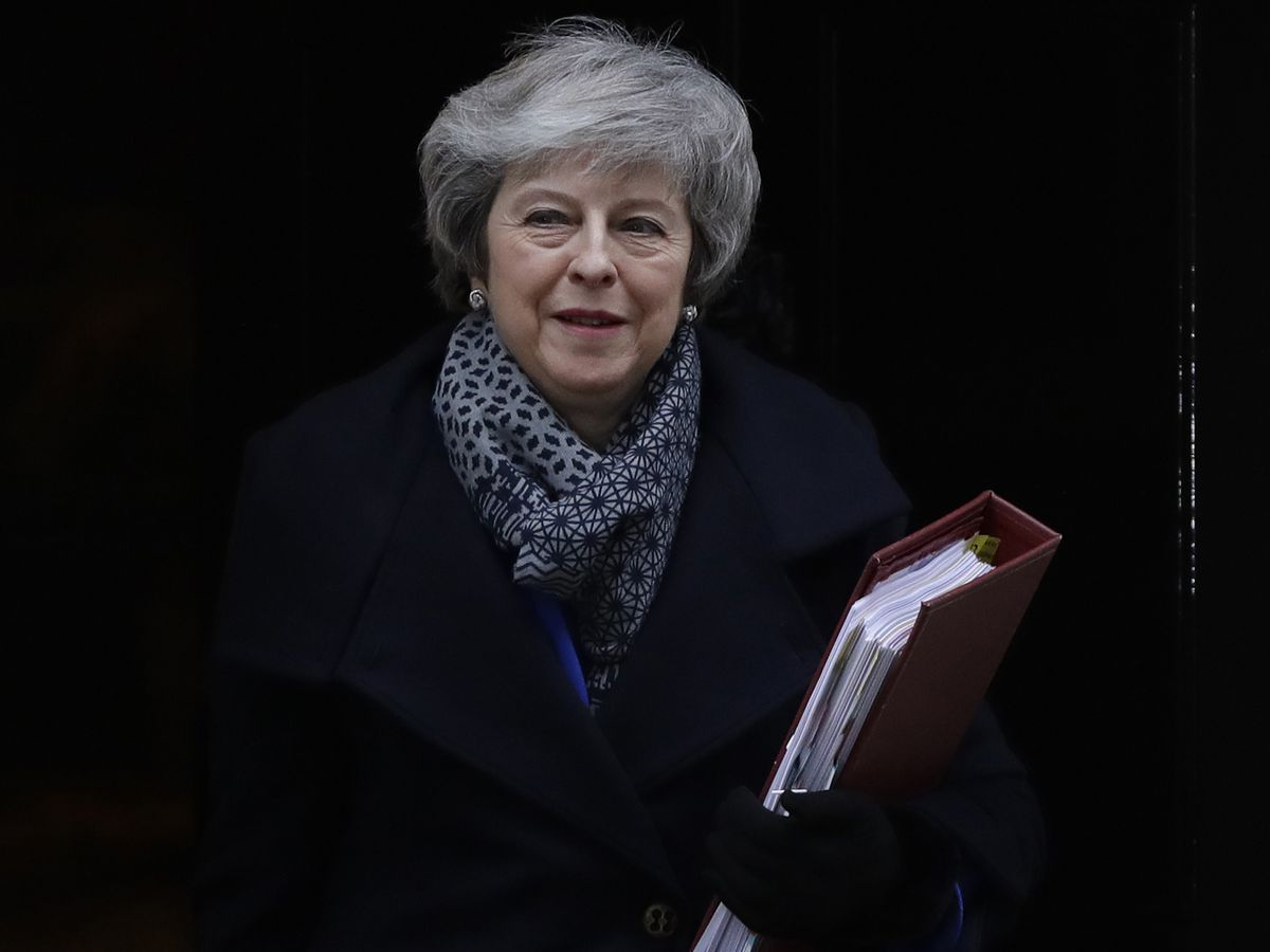 British PM May survives no-confidence vote, but no closer to Brexit deal