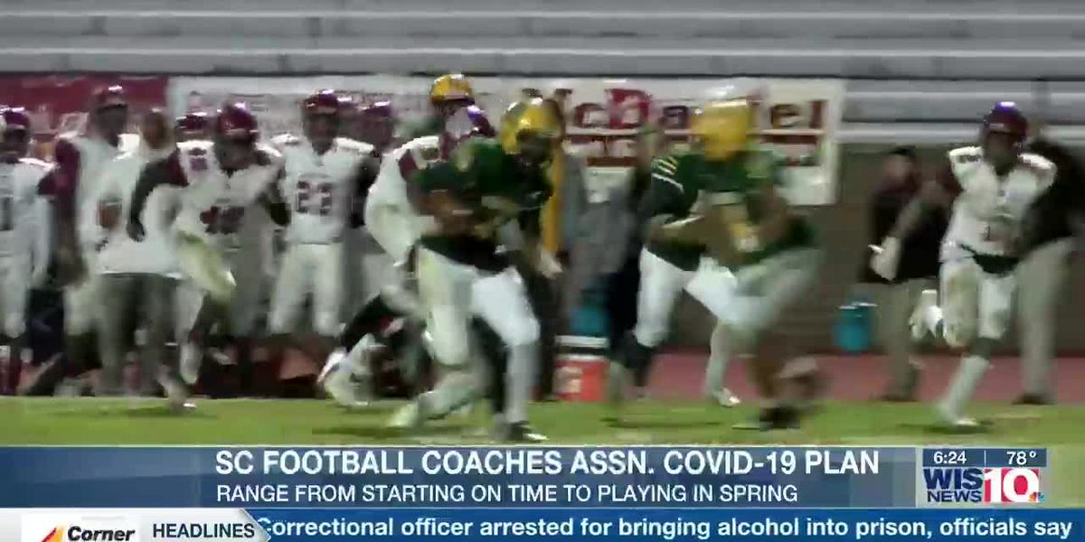 SC high school football coaches come up with recommendations regarding 2020 season