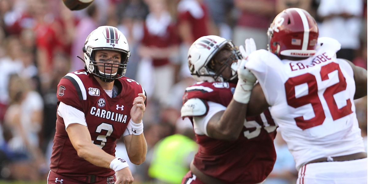 Hilinski named SEC Freshman of the Week