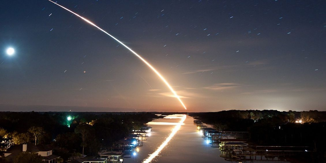 Caught on camera: Meteor lights up the Virginia sky