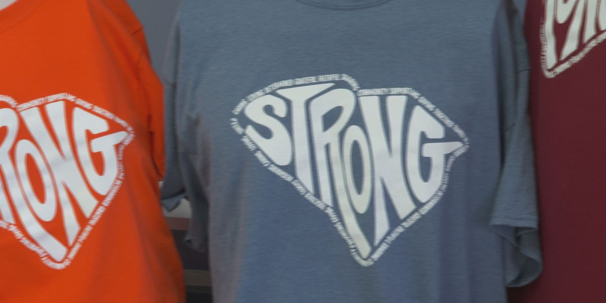 SC Strong shirts saving jobs and supporting health care workers