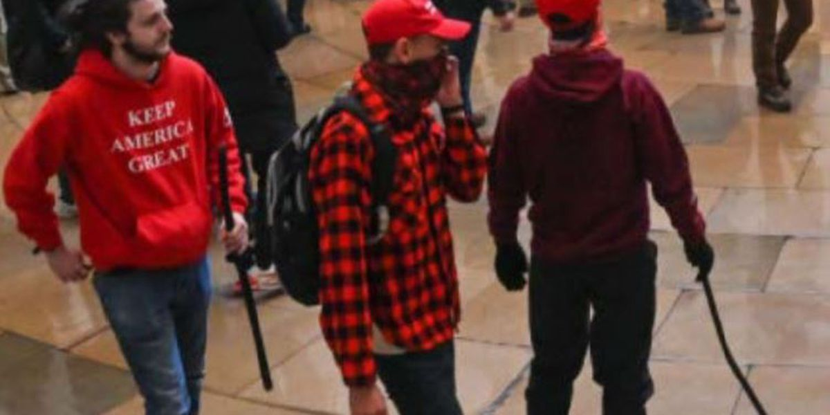 2 S.C. men arrested for role in Capitol riots expected in court