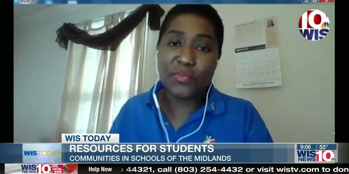 WIS TODAY: Latasha Taste Walker discusses resources for students