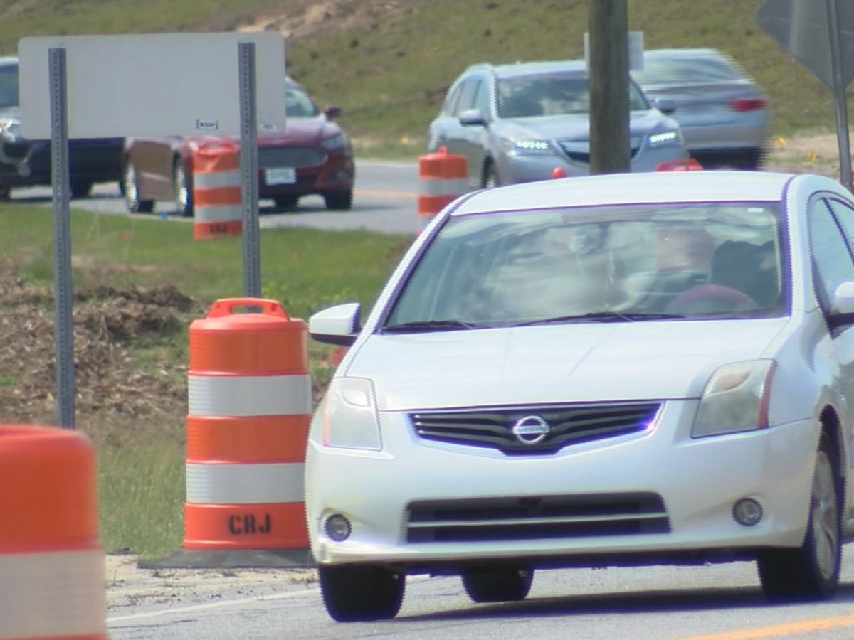 PLAN AHEAD: Clemson Rd construction could extend commute times