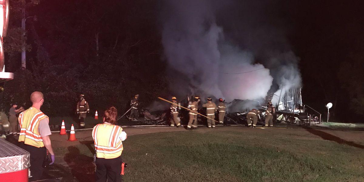 Fairfield County Fire Service investigating Winnsboro house fire