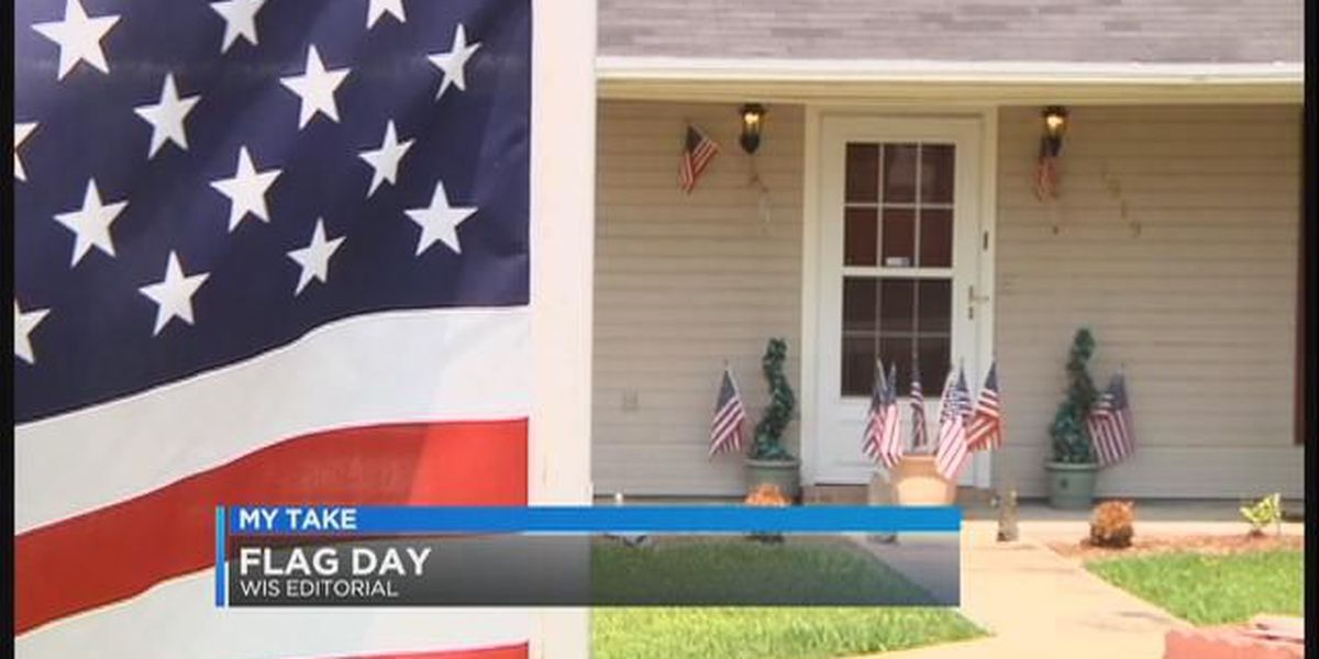 My Take: Flag Day reminds us to fly the Stars and Stripes more often