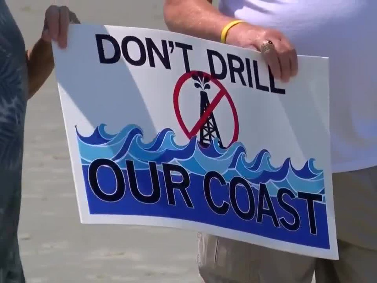 South Carolina DHEC letter halts seismic testing in state waters