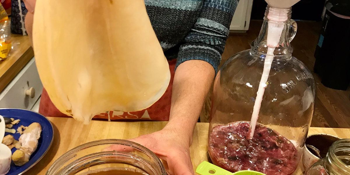 Talk of the Town: How to attack a cold virus and WHAT in the world is SCOBY?