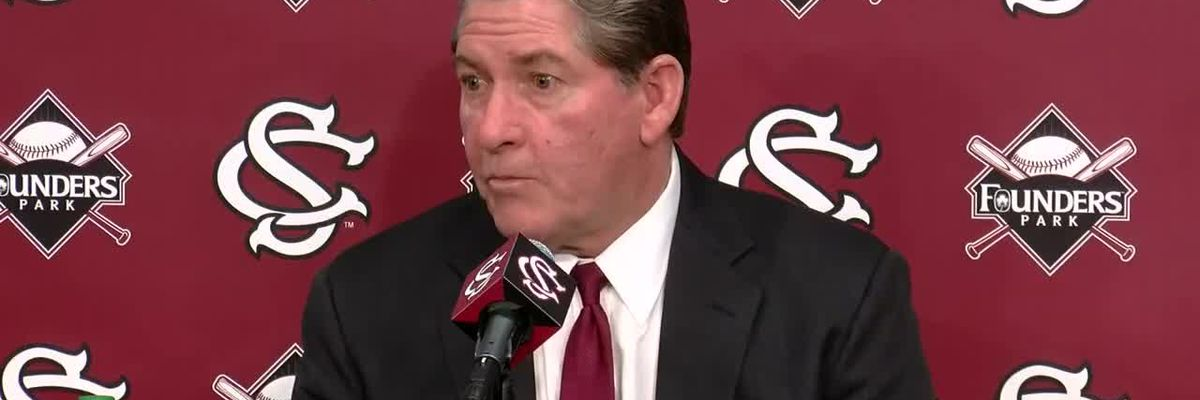 Ray Tanner press conference