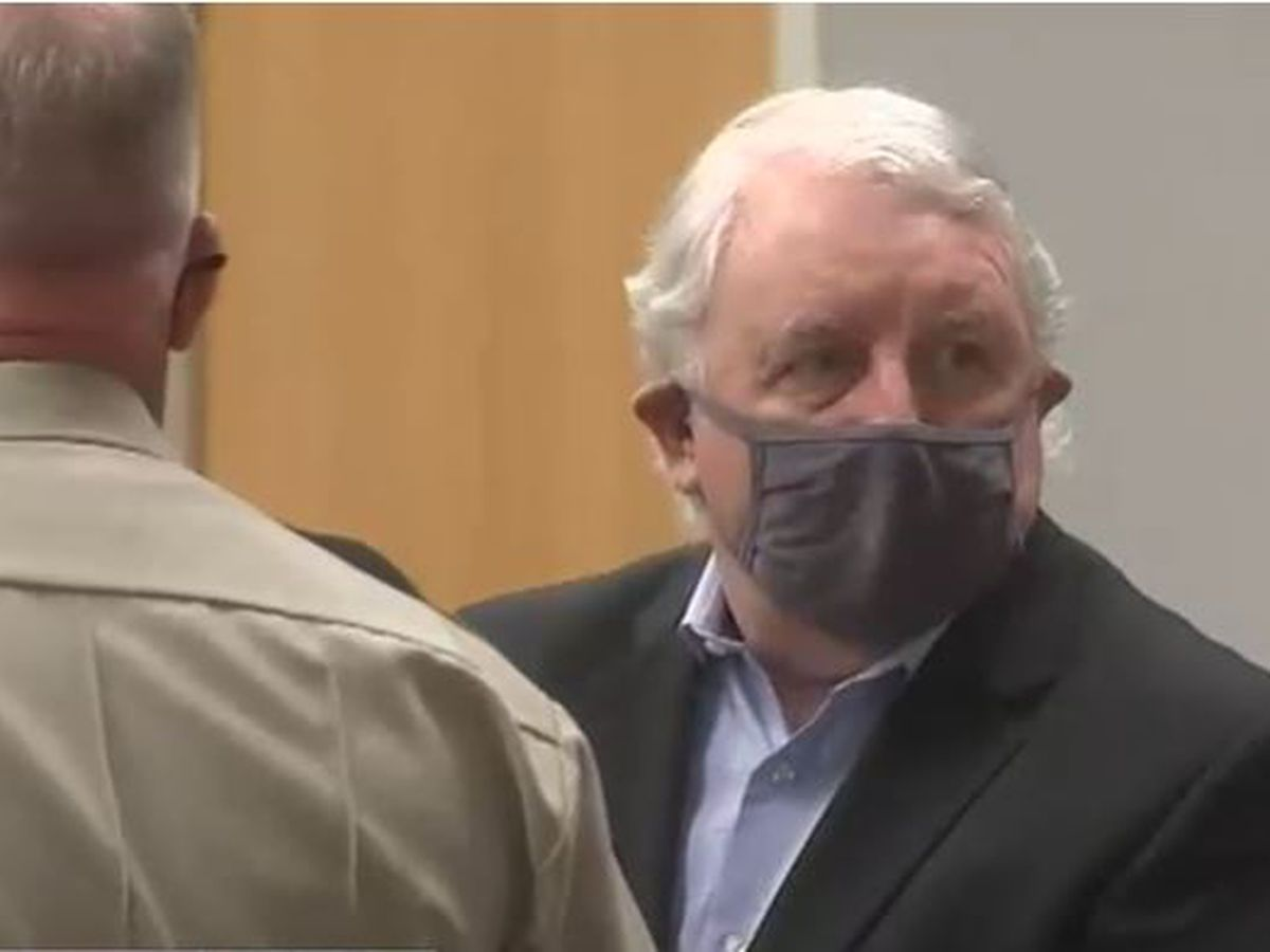 'I did not intentionally do that:' Roger Self tearfully testifies in court during sentencing hearing