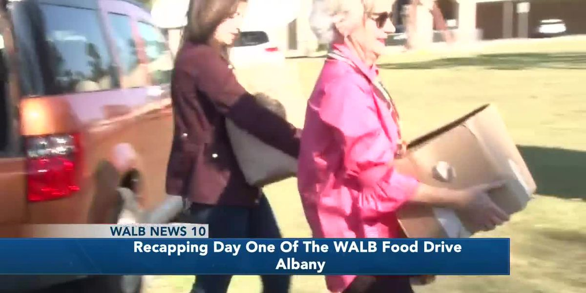 Feeding the Valley food drive results