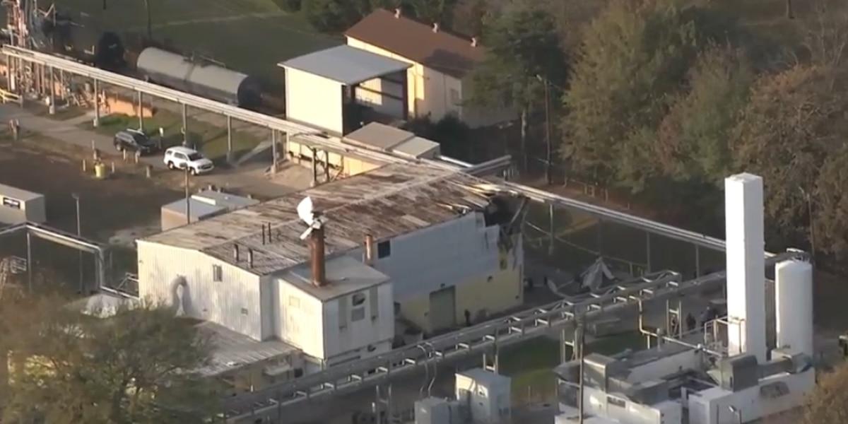 Plane crashes in Greenville near Donaldson Center Airport