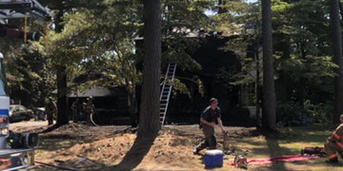 No injuries in Lexington Co. house fire, officials say