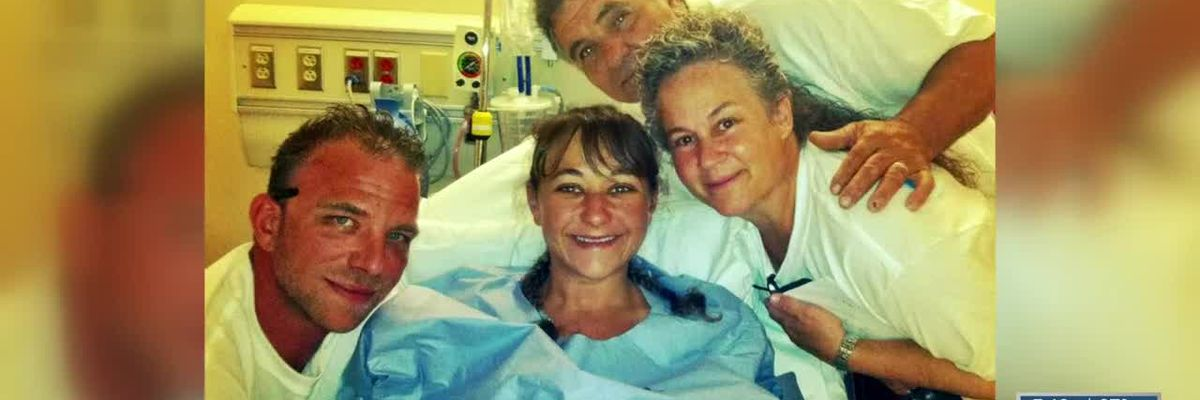 Chapin woman gets second chance at life after liver transplant from family friend