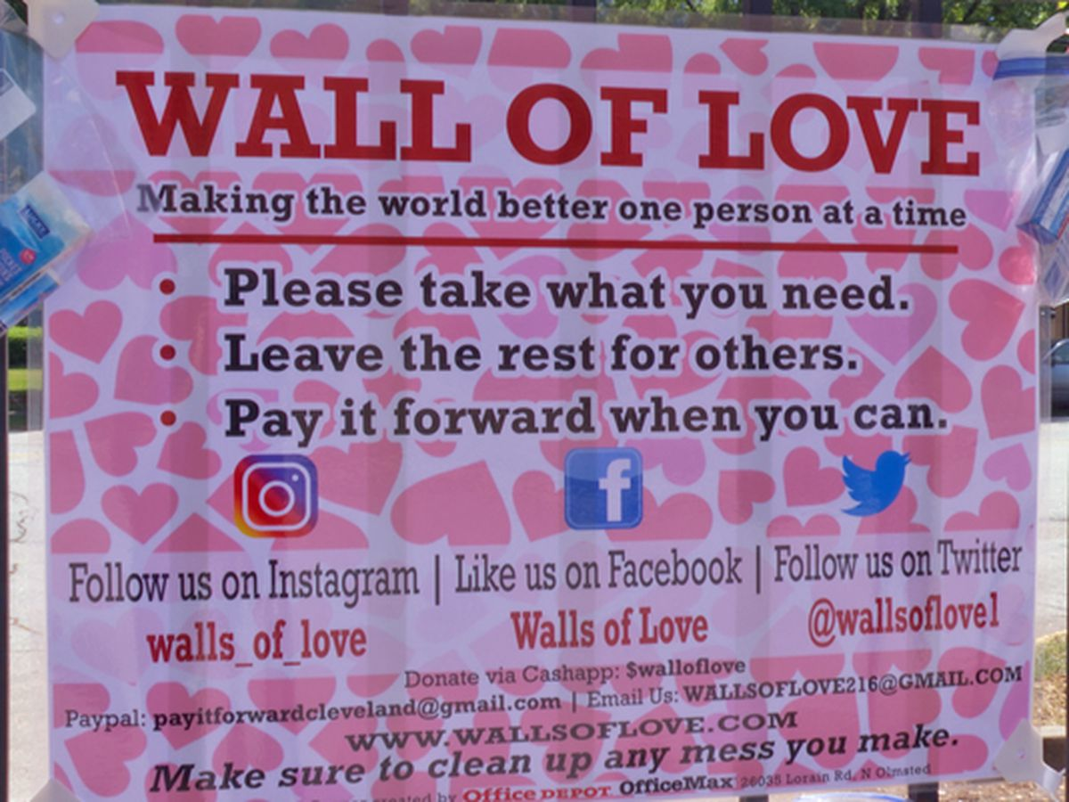 Walls of Love: Walls meant for uniting not dividing makes stop in Midlands
