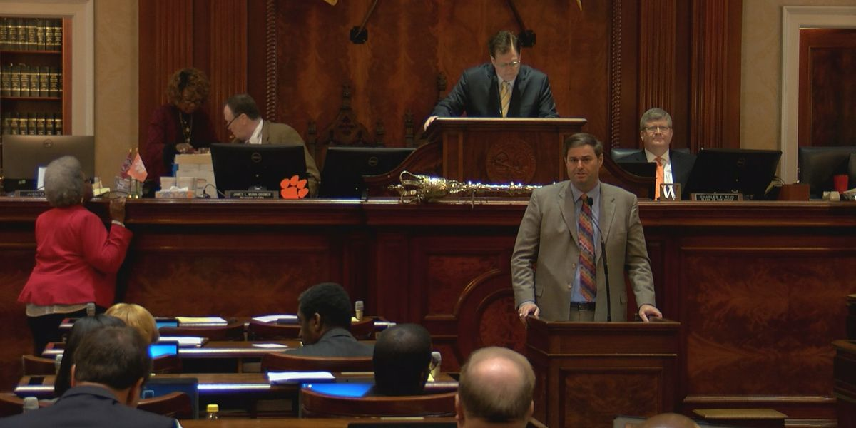 South Carolina lawmakers say they are ready to tackle important issues