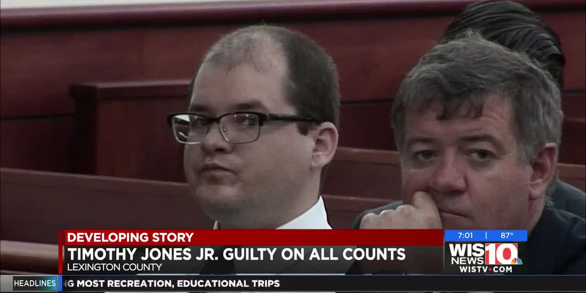 WATCH LIVE: Sentencing phase to begin in Timothy Jones, Jr. case