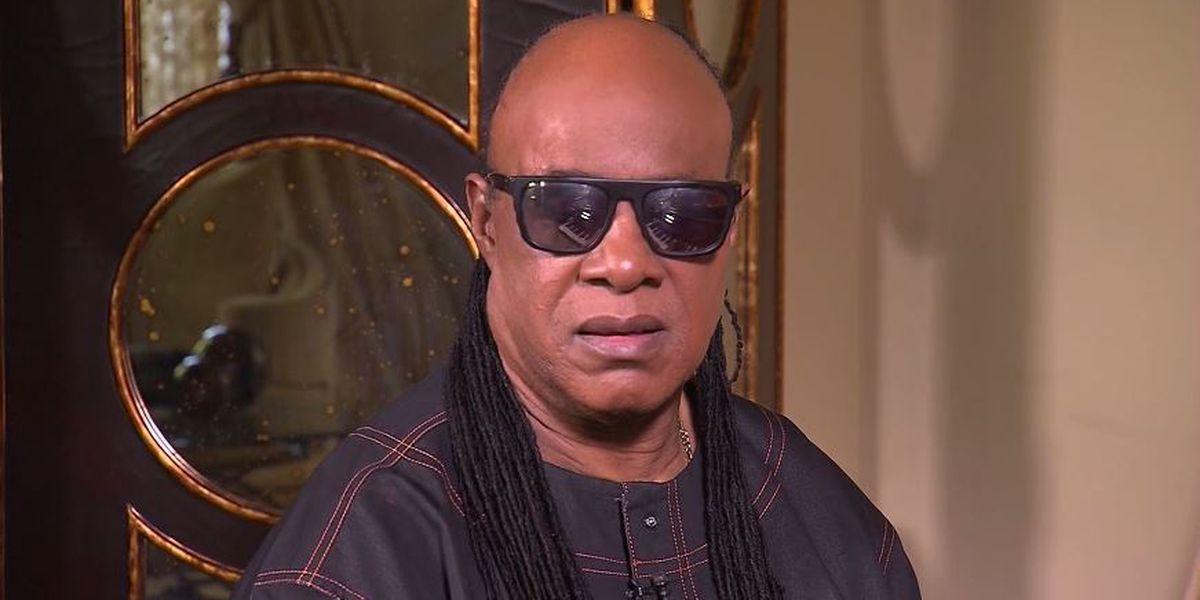 Stevie Wonder says he's gettin...