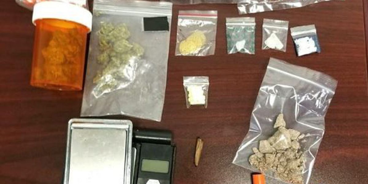South Congaree drug bust nets thousands in heroin