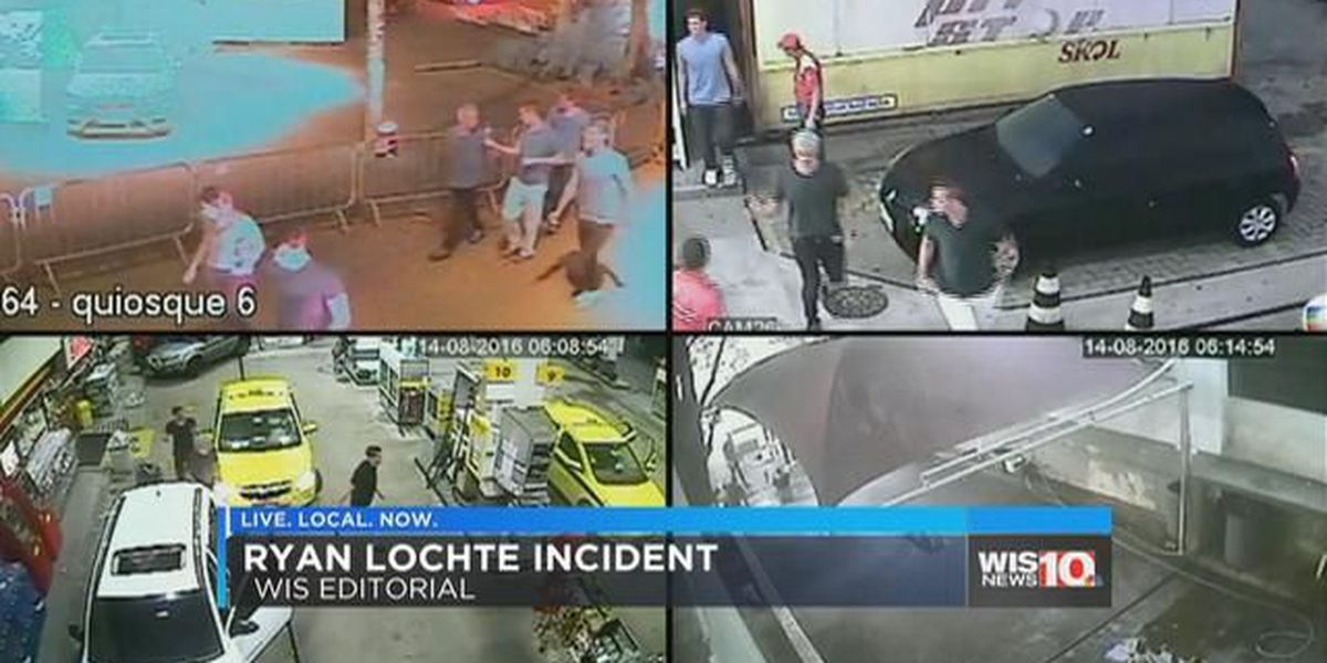 My Take: What kids should learn from Lochte incident in Rio