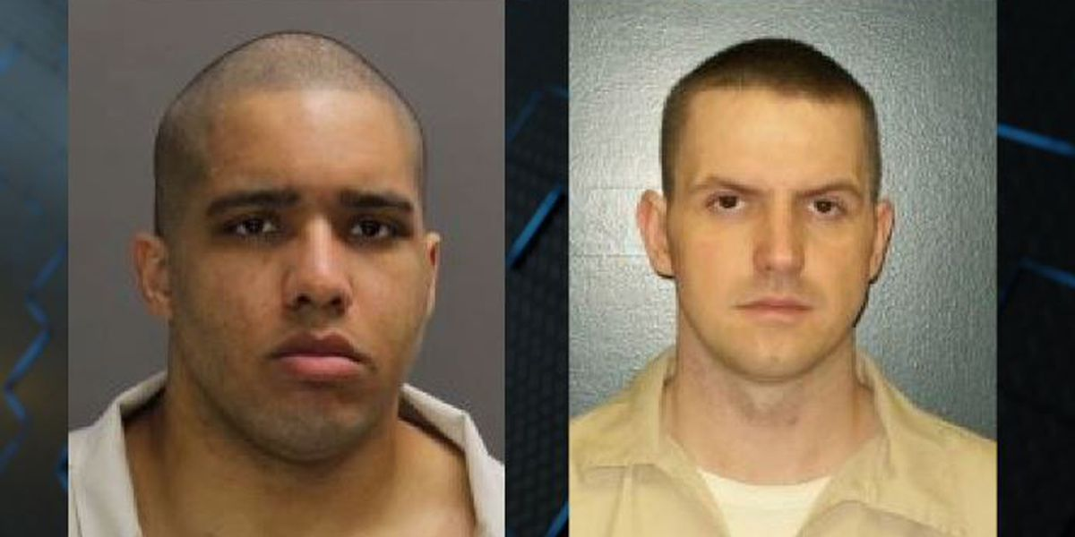 2 charged with deaths of 4 SC inmates