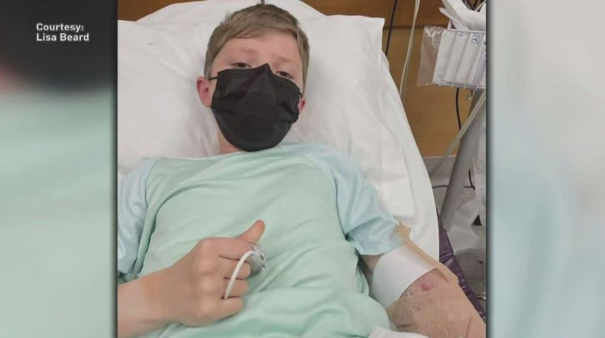 Mont. boy, 13, suffers COVID-19 symptoms, including heart problems, for months - WIS10