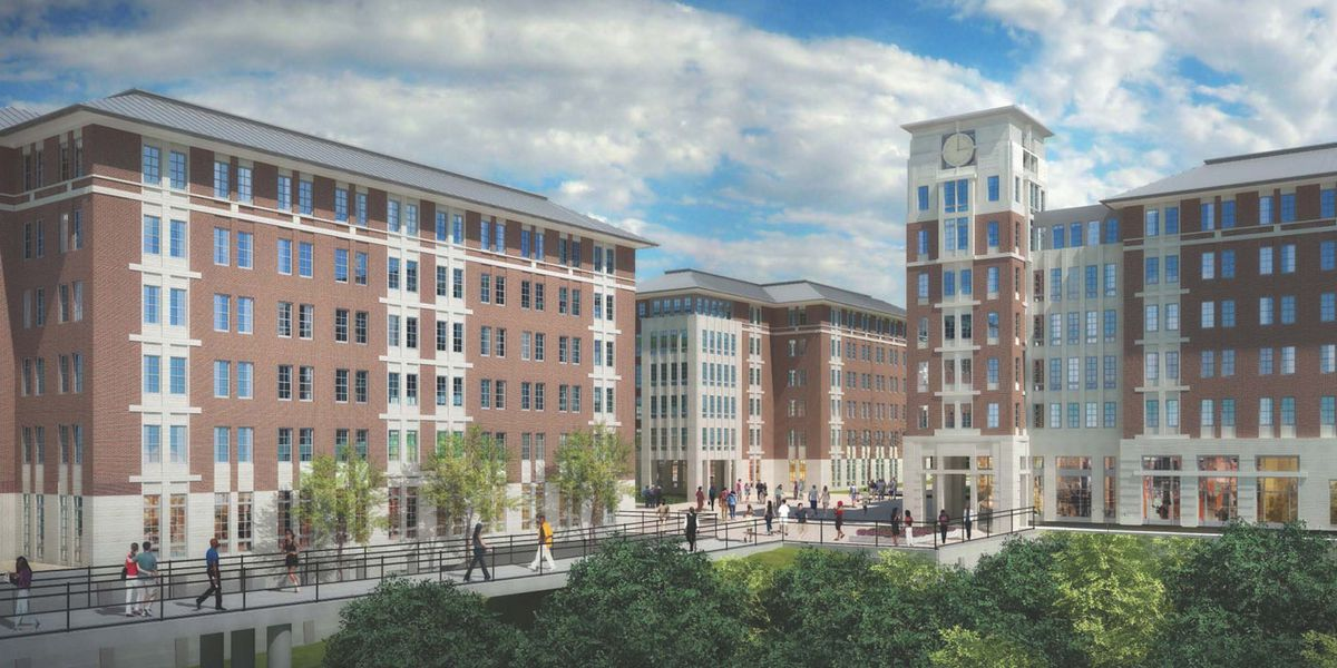 State officials approve construction of UofSC's Campus new Campus Village
