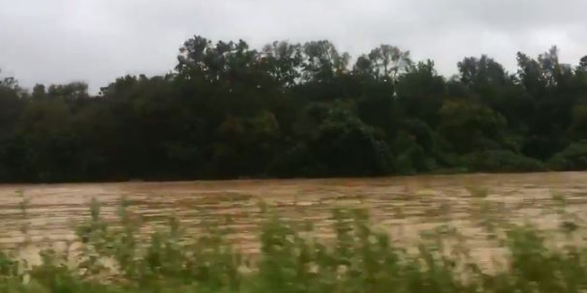 Mandatory curfew ordered for Chesterfield County, shelter evacuated due to flooding