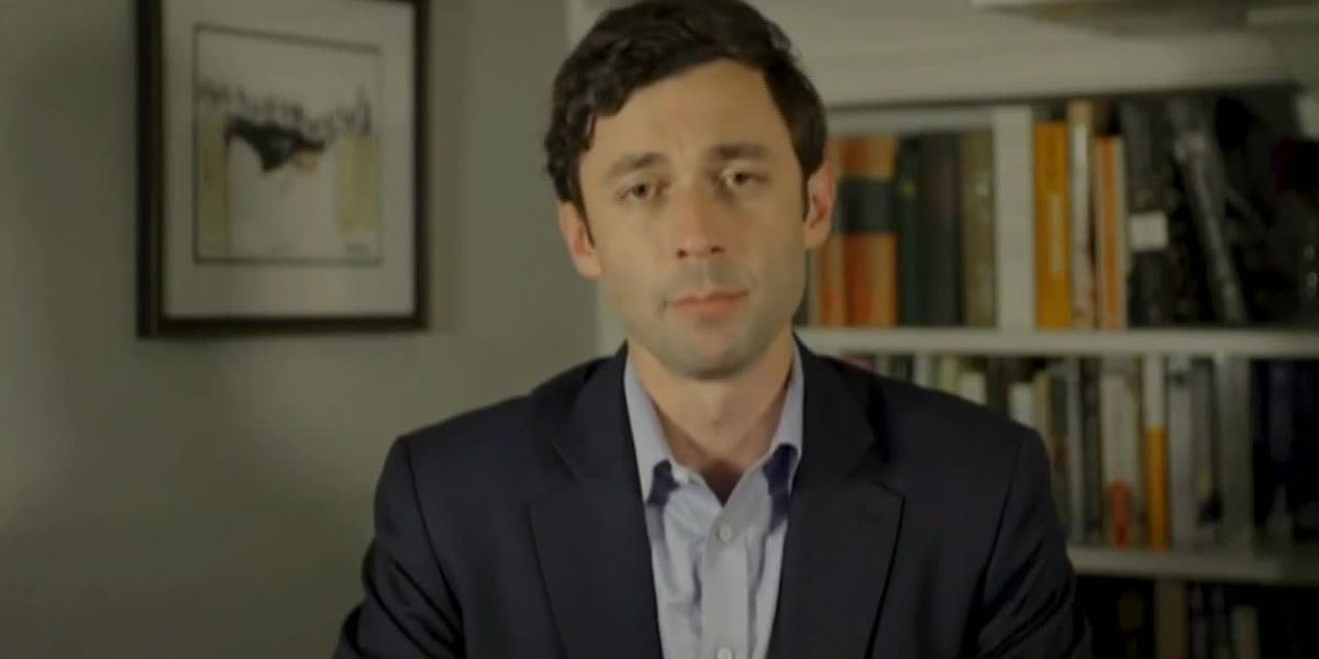 'Thank you so much': Ossoff claims victory in race against Perdue