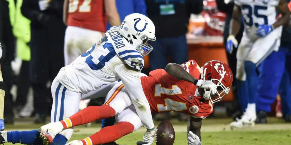 SC State alum Darius Leonard named Def. Rookie of the Year