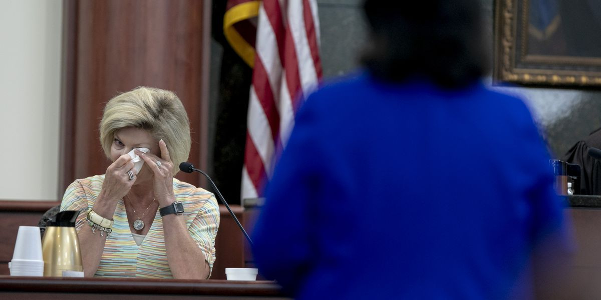Emotional testimony, graphic photos round out day one of Jones punishment phase