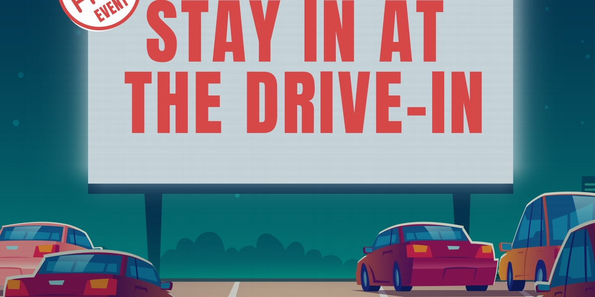 """Lexington/Richland Alcohol and Drug Abuse Council presents """"Stay in at the Drive-In"""""""