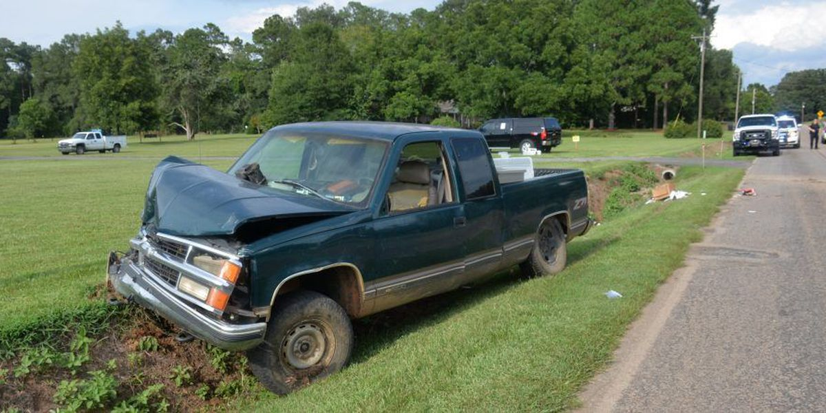UPDATE: Midlands man who crashed truck after being shot ID'd and charged, says sheriff's office
