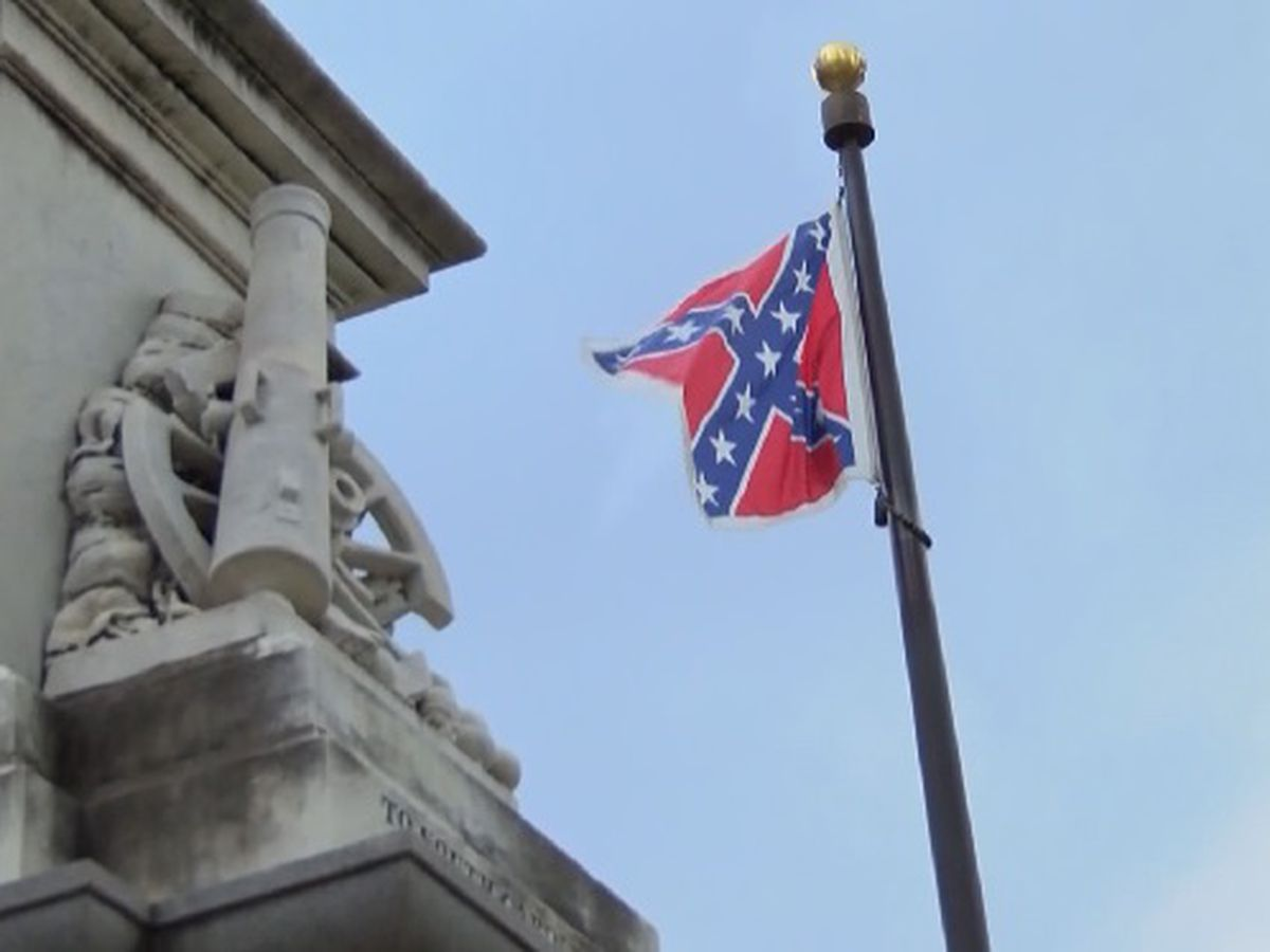 Social justice group earns permit at State House to prevent traditional raising of Confederate flag