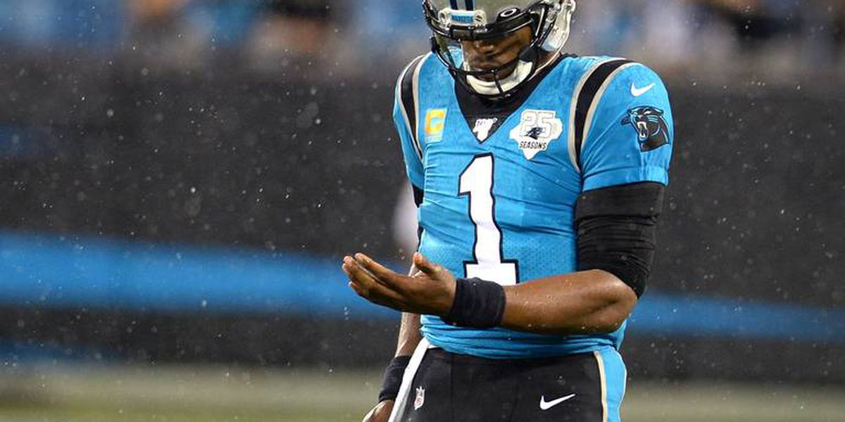 Cam Newton says farewell as he joins new team: 'I never once wanted to leave Carolina'