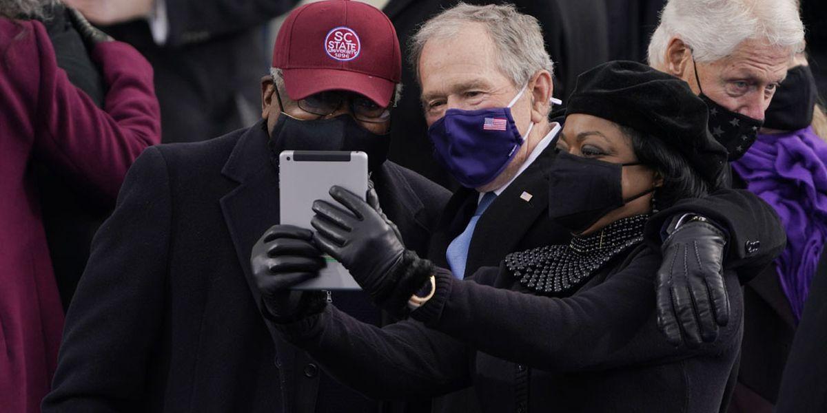 Clyburn: Bush called him a 'savior' for boosting Biden