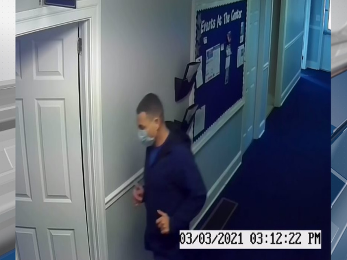 RCSD: Man wanted for breaking into Rhema Christian Center
