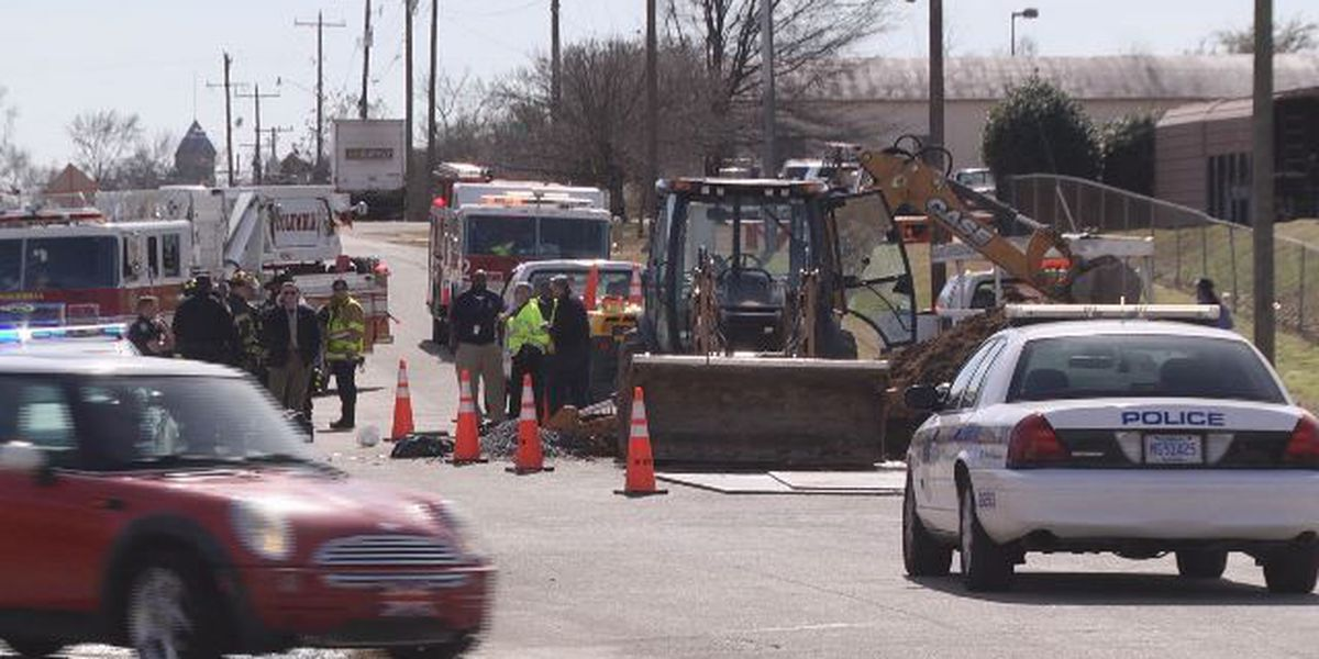 City of Columbia worker dies in trench collapse on job site