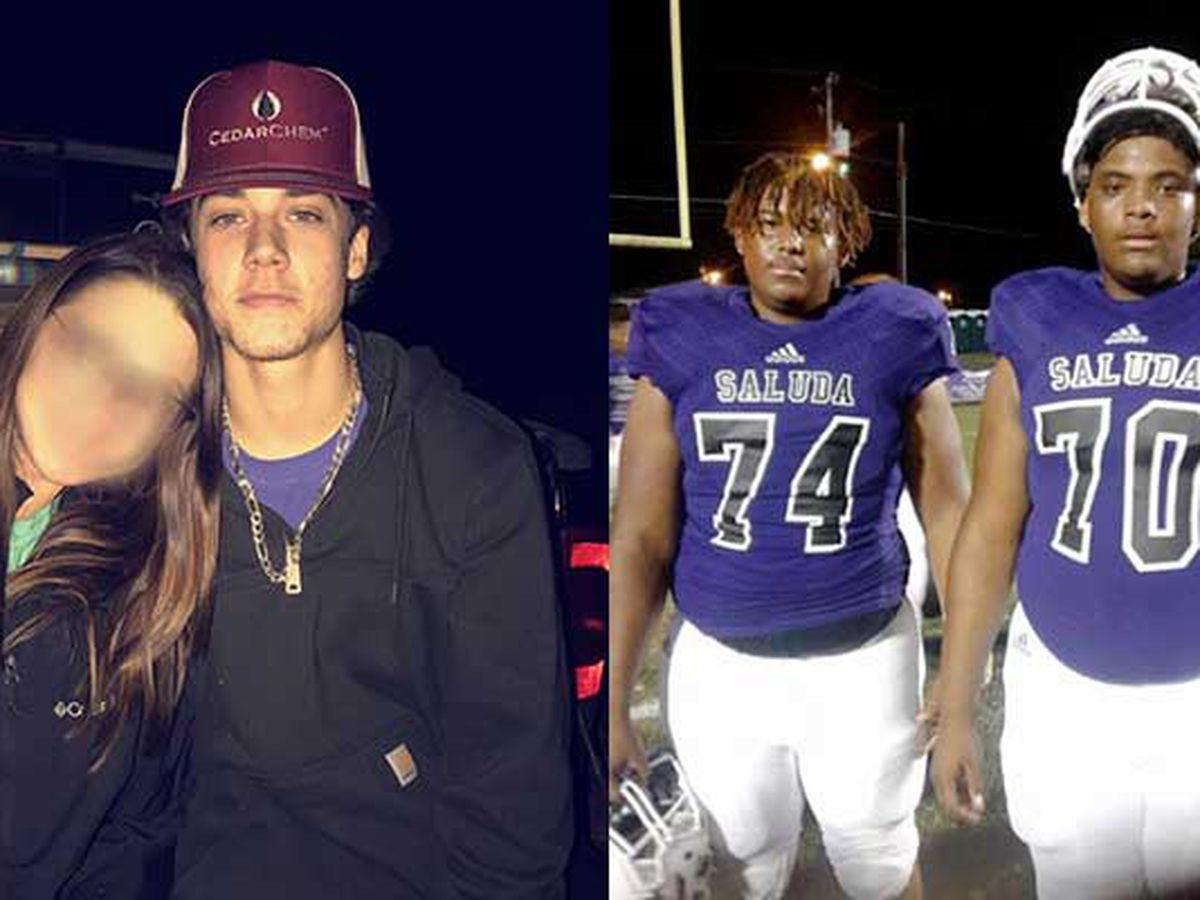 2 high school students killed, 1 seriously injured in Saluda County crash