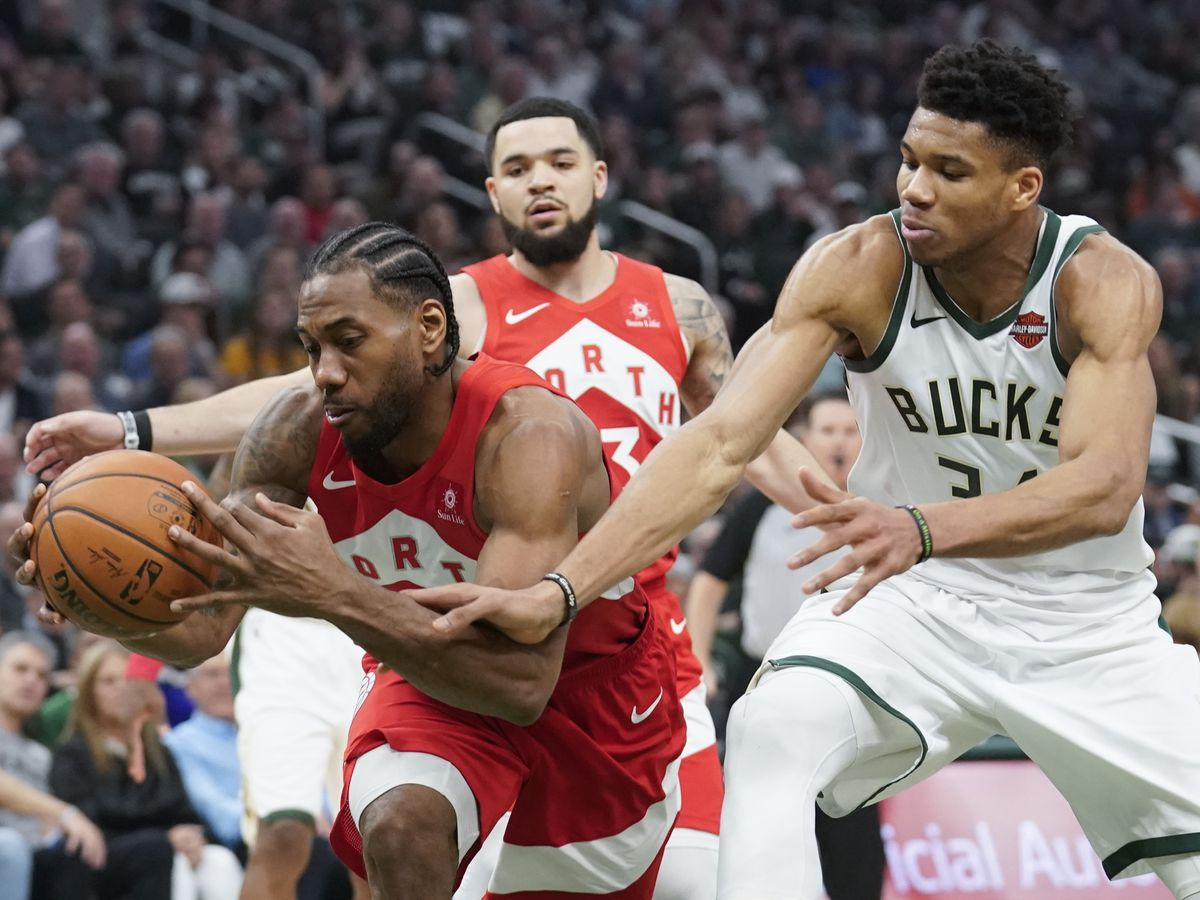 Raptors defeat Bucks 100-94 to advance to first NBA Finals