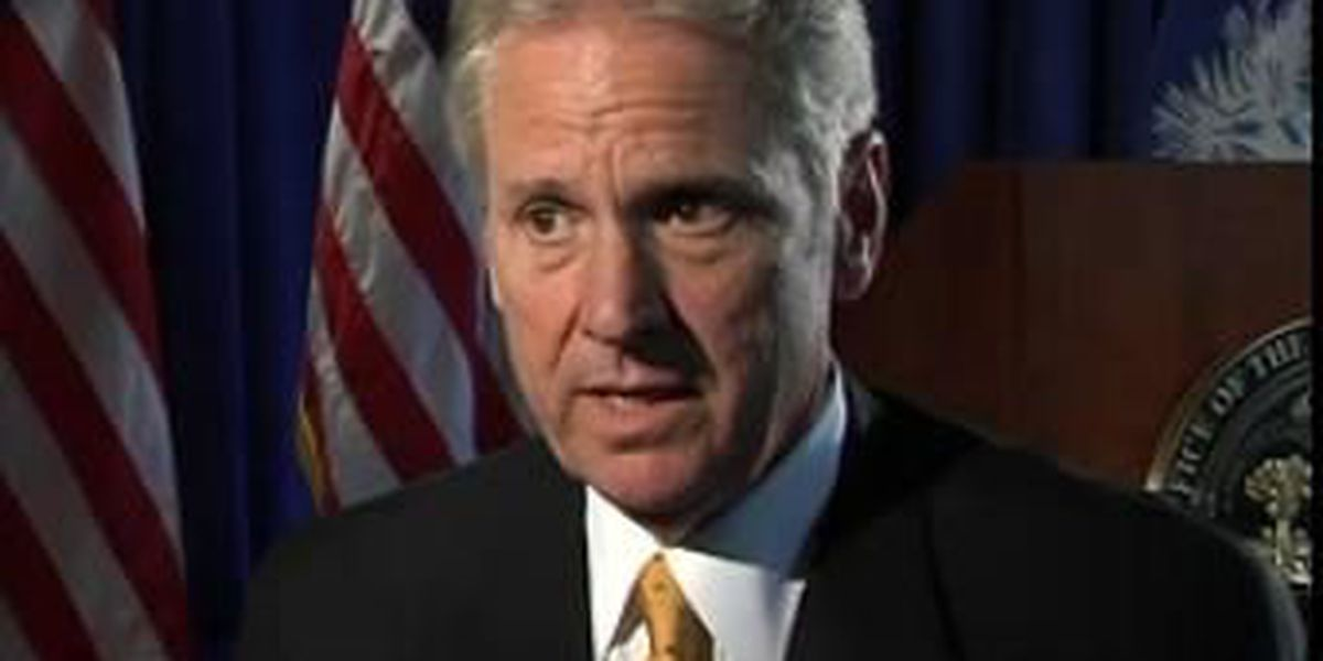 Lt. Gov. Henry McMaster's support for Donald Trump is unwavering, he says