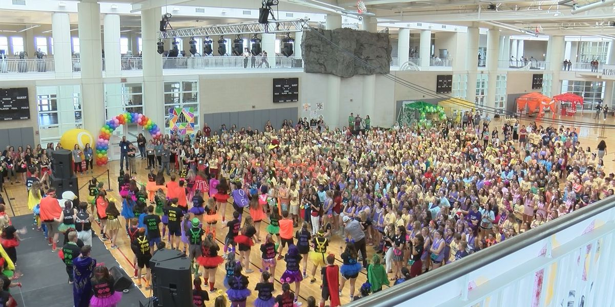 UofSC's student-led Dance Marathon raises $1.038 million for children's healthcare